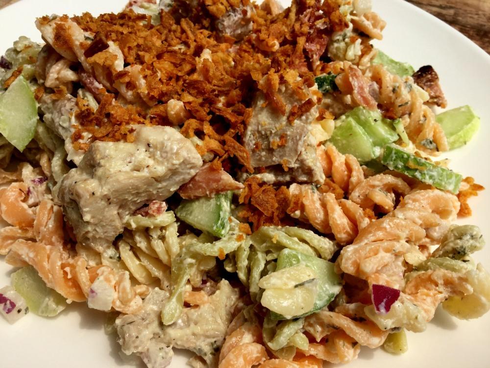 Patsa salad