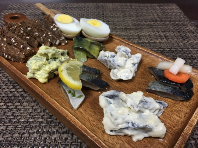 Big Herring Platter